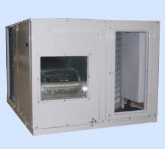 Кондиционер крышный с охлаждением 50 гц модель