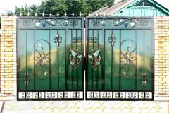Gate from polycarbonate. Gate are polycarbonate