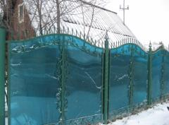 Protection from polycarbonate