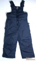 Besta Plus trousers for the boy blue warmed the EN