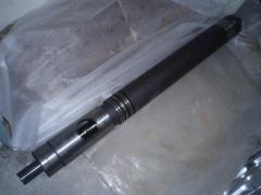 Материальный цилиндр в сборе на Куаси 630/160