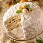 White confectionery coating. Spices and spicery,