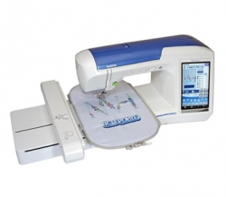 Shveyno - the BROTHER NV embroidery machine-1