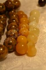Amber, products from amber, amber spheres, an