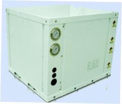 Насос водяной тепловой 2.4 кВт-24.3 кВт модель