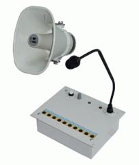 Система громкоговорящей связи СГС-01 для