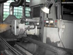 The Ploskoshlifovalny machine 3B722, 3L722V a