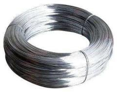 The wire is galvanized sof