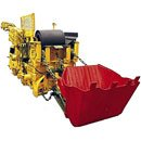 Loader 1PPN-5 of ladle type