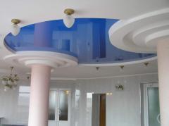 Stretch ceilings cheap Kharkiv