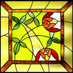 Furniture stained-glass windows to order Ukraine