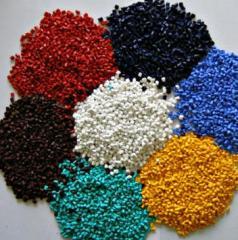 Granules polystyrene high density