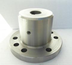 Полумуфта для электродвигателя 4АН-160
