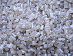 Granulate polymeric secondary