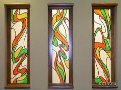 Exclusive stained-glass windows from the producer
