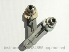 (Drove) the lever L=164 for a cabin of the
