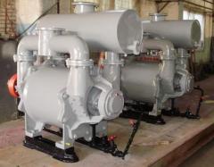 Vacuum pumps VVN Sumy Ukraine