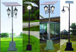 Светильники на солнечных батареях для дома и сада,