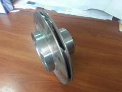 Driving wheels from the producer Ukraine