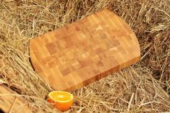 Face chopping board