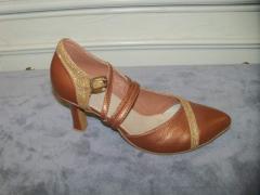 Туфли для бальных танцев Стандарт Мод.3