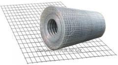 Grid plaster welded neozinced 12,5х25х0,8 mm