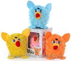 Мягкая игрушка Furby повторюшка