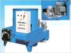 Press hydraulic cold pressing