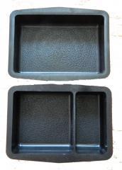 Форма для производства тротуарной плитки