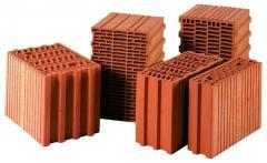 Керамический блок от производителя
