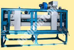 Calibration vibroseparator of KB1