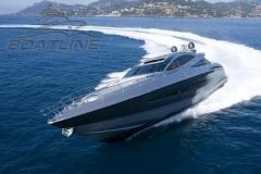 Yacht motor Canados Open 90 (new 2015)