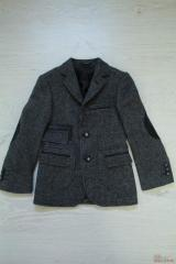 Jacket for the boy the H15-16 E Code, gray with