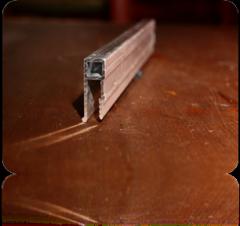 Профиль алюминиевый для натяжных потолков