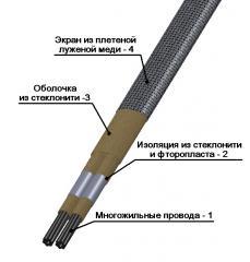 Wire thermoelectrode SFKE XA(XK)