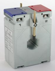 Measuring transformer of curren