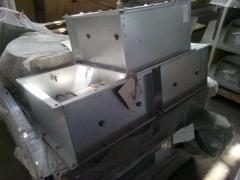 Ventilation industrial in assortmen