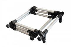 Лестница складная из алюминиевой трубы Ø 22 мм