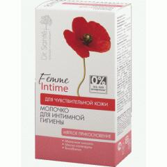 Молочко для интимной гигиены Dr. Sante Femme