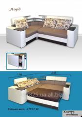 """Angular sofa """"Lord"""" 7"""
