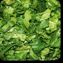Шпинат листовой замороженный
