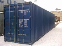 Containers are forty-f