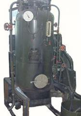 Паровой котел РИ-5М с газогенератором и