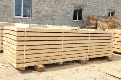 Board cut natural humidity and dry