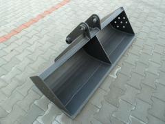 Планировочный ковш на экскаватор-погрузчик JCB 3cx