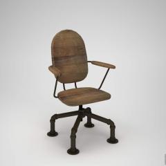 Рабочее кресло ЛФ02 Loft
