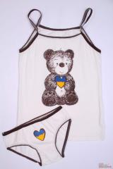Set for the girl a bear the B15-1 Z Code