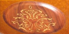 Marquetry perhaps individual production to order,
