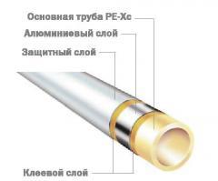 Металлопластиковые системы TECEflex