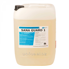 Alkaline Sana Guard 1, 80 detergent of kg, 8538022